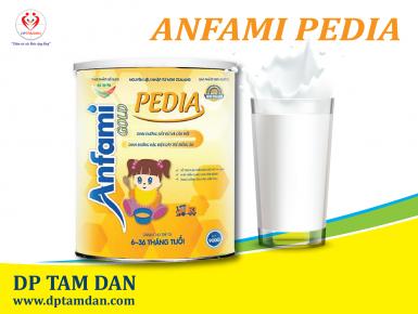 Sữa Anfami Pedia