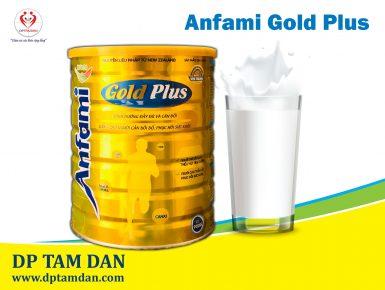 Sữa Anfami Gold Plus