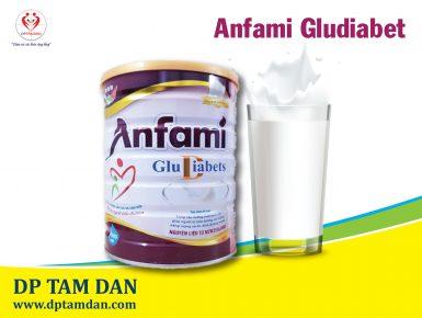 Sữa Anfami Gludiabet