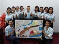 Hội thi chào mừng 5 năm thành lập công ty DP Tâm Đan