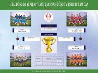 Giải bóng đá kỉ niệm 5 năm thành lập DP Tâm Đan