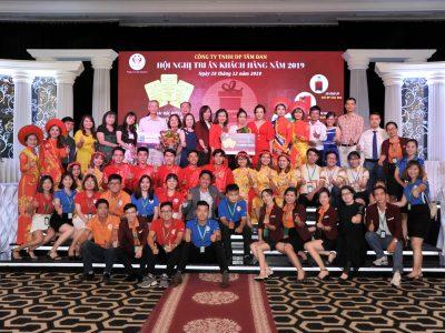 Hình ảnh Hội nghị khách hàng tại Adora T12-2019