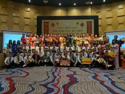 Hình ảnh hội nghị tổng kết công ty tại KS Pao's Sapa T1/2020