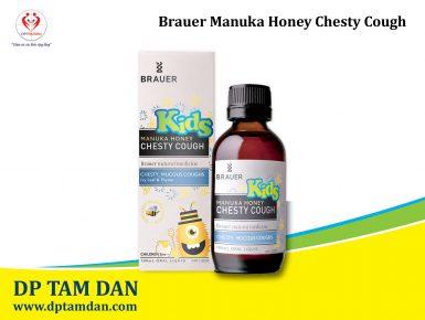Brauer Manuka Honey Chesty Cough
