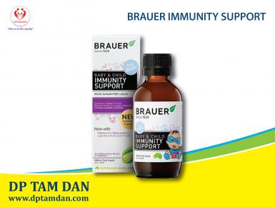 Brauer Baby & Child Immunity Support