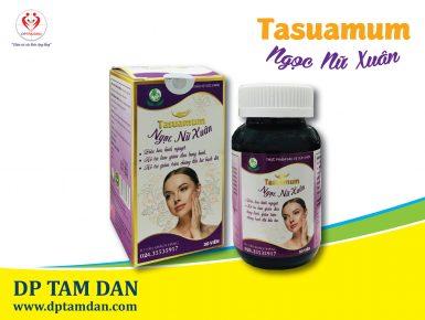 Ngọc Nữ Xuân Tasuamum
