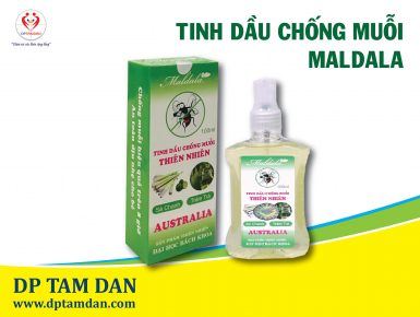Tinh dầu chống muỗi Maldala