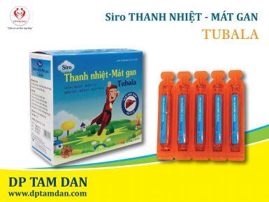 Siro Thanh Nhiệt – Mát Gan Tubala