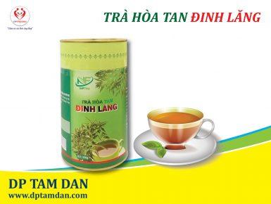 Trà Hòa Tan Đinh Lăng