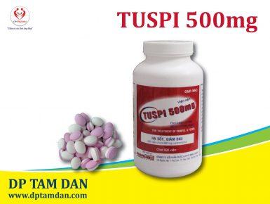 Tuspi chai 500mg